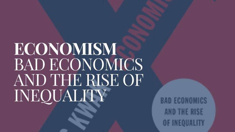 A review of James Kwak'sEconomism